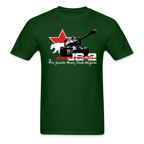 JS-2 Armor Journal t-shirt - Men's T-Shirt