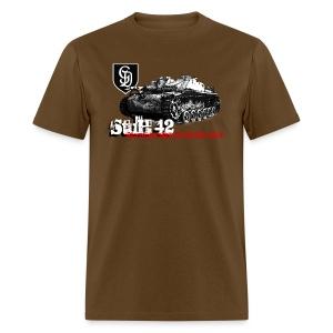 StuH42 Armor Journal t-shirt - Men's T-Shirt