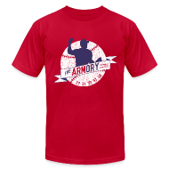 T-Shirts ~ Men's T-Shirt by American Apparel ~ The Armory - Men's