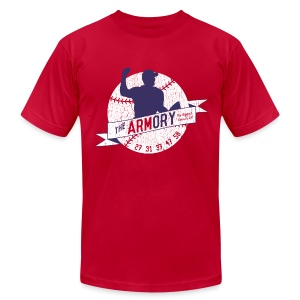 The Armory - Men's - Men's T-Shirt by American Apparel