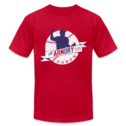 The Armory - Men's - Men's Fine Jersey T-Shirt