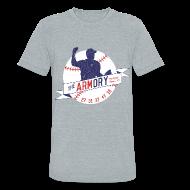 T-Shirts ~ Unisex Tri-Blend T-Shirt ~ The Armory - Unisex Tri-Blend