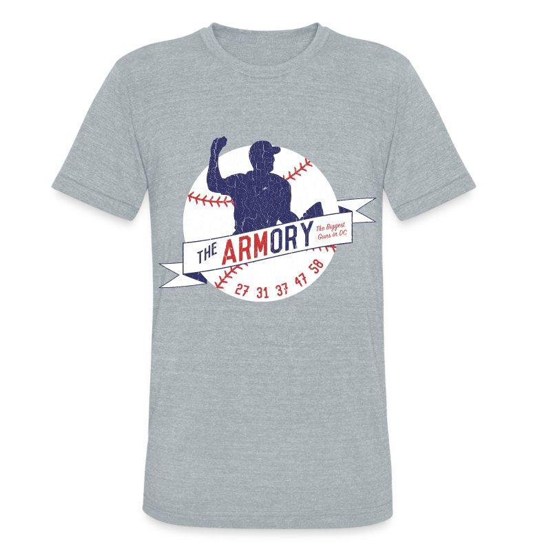 The Armory - Unisex Tri-Blend - Unisex Tri-Blend T-Shirt
