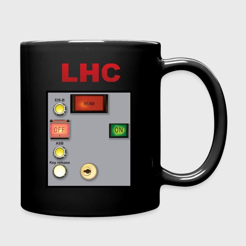 LHC Large Hadron Collider - Full Color Mug