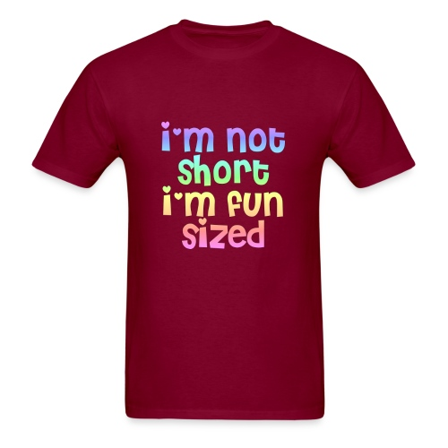 I'm not short! - Men's T-Shirt