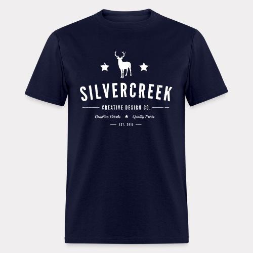 Silvercreek Creative Basic T - Men's T-Shirt