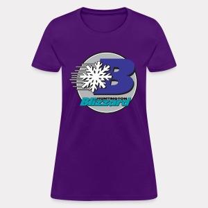Huntington Blizzard Ladies T - Women's T-Shirt