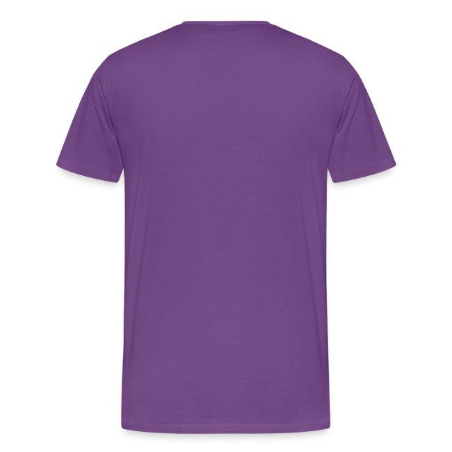 Keep Calm Oz - Purple/Black