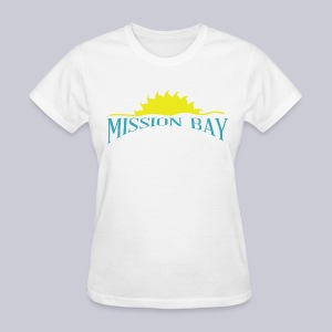 Misson Bay San Diego - Women's T-Shirt