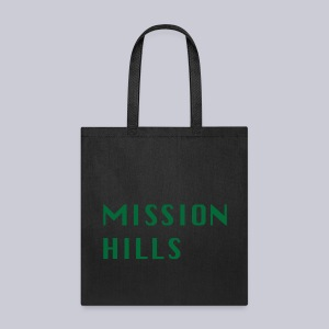Mission Hills - Tote Bag