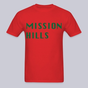 Mission Hills - Men's T-Shirt