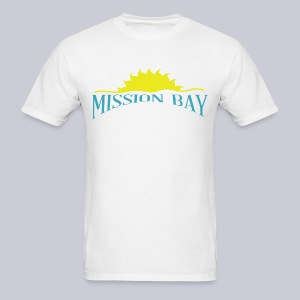 Misson Bay San Diego - Men's T-Shirt