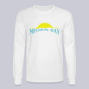 Misson Bay San Diego - Men's Long Sleeve T-Shirt