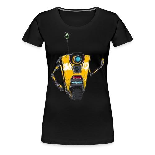 borderlands claptrap (Womans) - Women's Premium T-Shirt