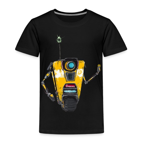 borderlands claptrap (Toddlers) - Toddler Premium T-Shirt