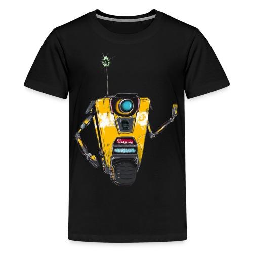 borderlands claptrap (kids) - Kids' Premium T-Shirt