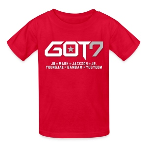 G7 Kid Size (Requested) - Kids' T-Shirt