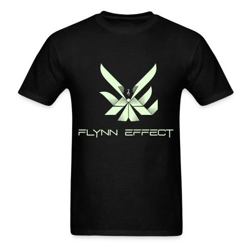 Glow in the Dark Men's Logo Tee - Men's T-Shirt
