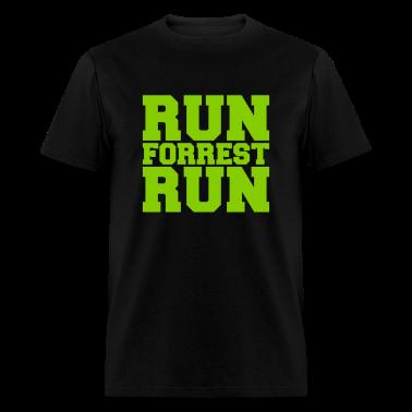 Run Forrest Run Forrest Gump T Shirt Spreadshirt