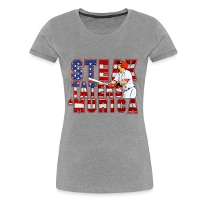 Steak Taters 'Murica 2015 - Women's T - Women's Premium T-Shirt