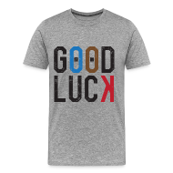 T-Shirts ~ Men's Premium T-Shirt ~ Good Luck - Men's T
