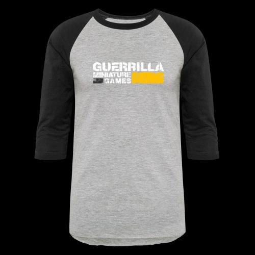GMG Logo Baseball Tee - Baseball T-Shirt