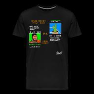 T-Shirts ~ Men's Premium T-Shirt ~ Beast vs. Cactus