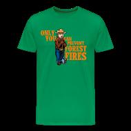 T-Shirts ~ Men's Premium T-Shirt ~ Smokey, the Beast