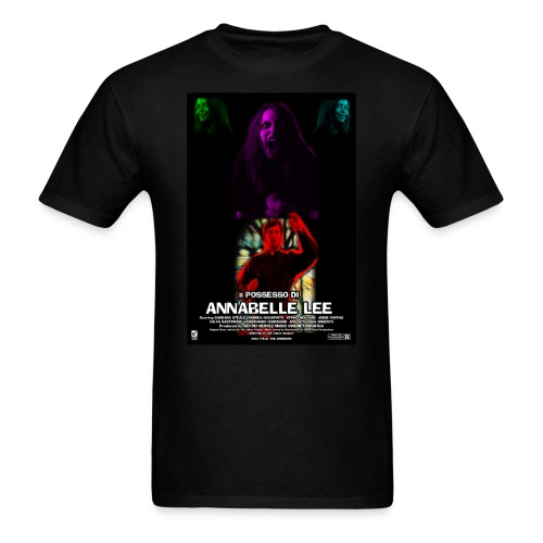 Possession live action t shirt - Men's T-Shirt