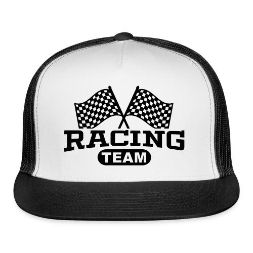 Racing team hat - Trucker Cap