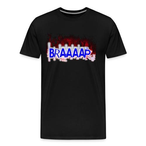 Mens BRAAAP t-shirt - Men's Premium T-Shirt