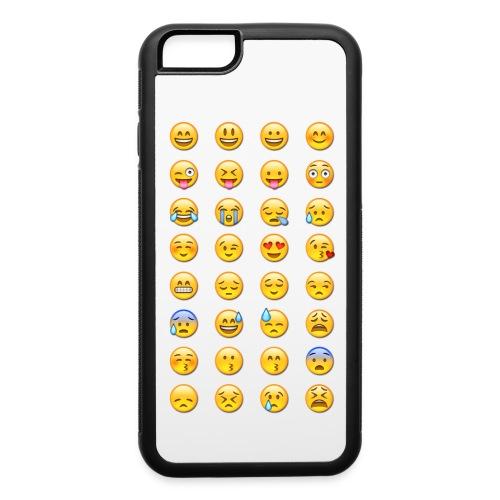 iPhone 6 emoji case - iPhone 6/6s Rubber Case