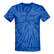T-Shirts ~ Unisex Tie Dye T-Shirt ~ Cryptocurrency T-Shirt