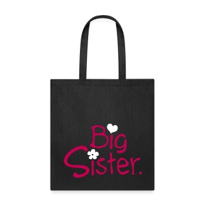 Big sister Tote Bag - Tote Bag