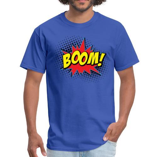 Boom! Comic Tee - Men's T-Shirt