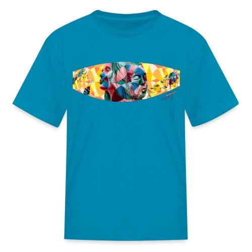 Greenbelt Festival Kid's Shirt - Kids' T-Shirt