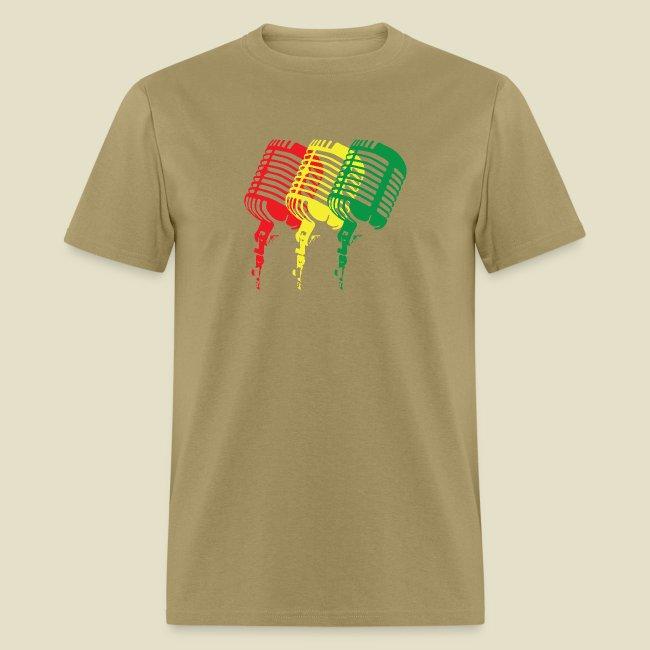 Reggae microphones