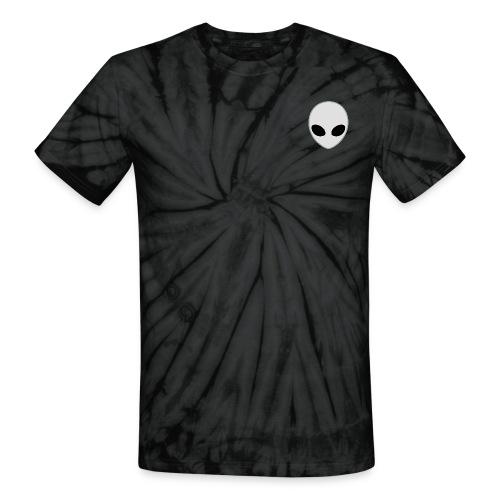 Alien Tie Dye T-Shirt - Unisex Tie Dye T-Shirt