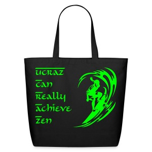 UCRAZ Surfer eco bag - Eco-Friendly Cotton Tote