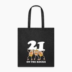 Wghite 21 on the Rocks Bags & backpacks