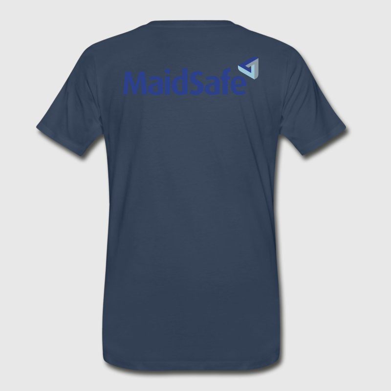 MAID SAFE Custom Vector - Men's Premium T-Shirt