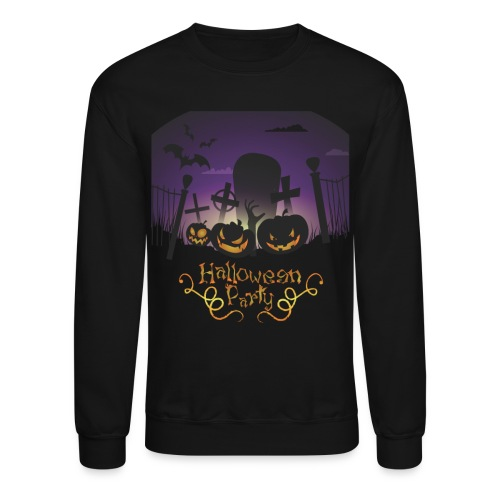 sweatshirt halloween party - Crewneck Sweatshirt