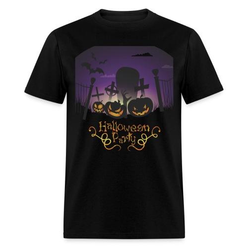 t-shirt halloween party - Men's T-Shirt
