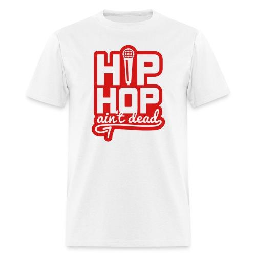 Hip Hop By: Designed By Dj Damuzi  - Men's T-Shirt