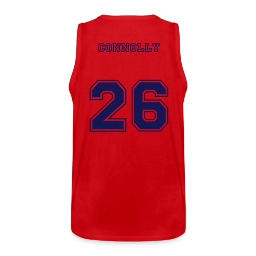 Connolly #26 Vest - Men's Premium Tank