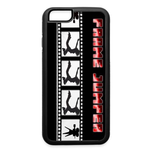 Frame Jumper iPhone 6 Rubber Case - iPhone 6/6s Rubber Case