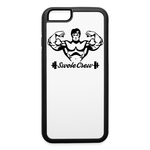 Swole Crew iPhone 6 Case - iPhone 6/6s Rubber Case