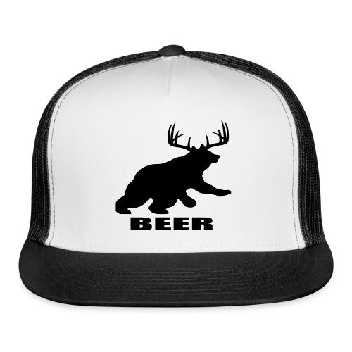 BEER Trucker Cap - Trucker Cap