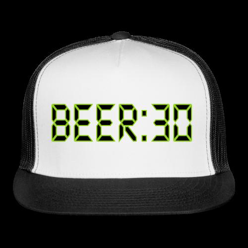 BEER : 30 Trucker Cap - Trucker Cap