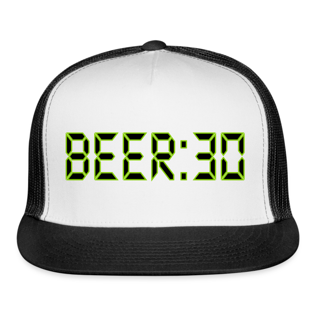 BEER : 30 Trucker Cap